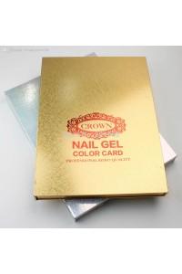 Bảng mẫu nail 120 mẫu SEIKO (b...