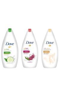 Sữa tắm DOVE ngoại 700ml