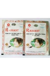 Tắm trắng mặt Radiant