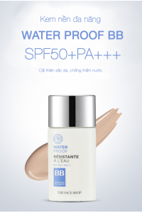 BB Cream THE FACE SHOP Water P...