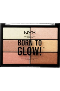 Bảng Highlight NYX Born To Glo...