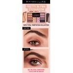 Bảng màu mắt + highlight MAYBELLINE Total Temptation Shadow + Highlight Palette (USA)