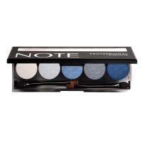 Phấn Mắt NOTE Professional Eyeshadow 5 Color Palette