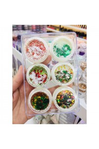 Kim Tuyến Giáng Sinh Mix Size ...