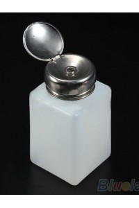 Lọ đựng Acetone nắp bạc lớn...