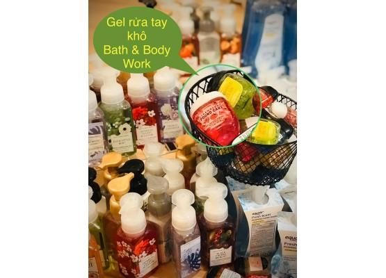 Gel rửa tay khô diệt khuẩn BATH & BODY WORK Pocket Bac
