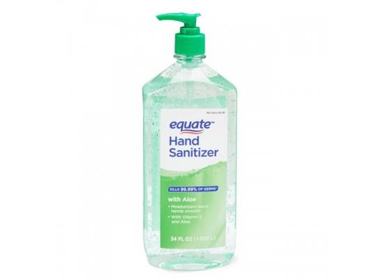Gel rửa tay diệt khuẩn EQUATE Hand Sanitizer (1L)